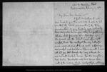 Letter from Eliza S. Hendricks to John Muir, 1900 Feb 1 .
