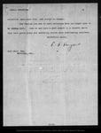 Letter from C[harles] S[prague] Sargent to John Muir, 1900 Jun 11.