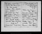 Letter from Beth Averell to John Muir, [1900] Sep 8.