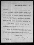 Letter from C[harles] S[prague] Sargent to John Muir, 1900 Feb 9 .
