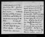 Letter from Sallie Kennedy Alexander to John Muir, 1900 May 24. by Sallie Kennedy Alexander