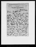 Letter from Cha[rle]s F. Lummis to John Muir, 1900 Mar 28.