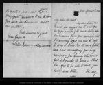 Letter from Sallie Kennedy Alexander to John Muir, 1900 Apr 23. by Sallie Kennedy Alexander