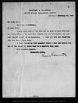 Letter from Henry Gannett to John Muir, 1900 Feb 17 .