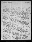 Letter from M. S. Griswold to John Muir, [ca. 1900].