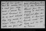 Letter from Eleanor Gates Tully [Mrs. Richard W. Tully] to John Muir, 1902 Aug 25.