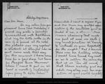 Letter from Irene Grosvenor Wheelock to John Muir, 1902 May 24. by Irene Grosvenor Wheelock