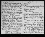 Letter from Annie Kennedy Bidwell to [John Muir] Muir's, 1902 Apr 17.