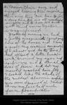 Letter from [Annie Wanda Muir] to [Louie S. Muir ?], [ca.1902].