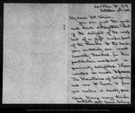 Letter from Marion Delany to John Muir, 1902 Oct 9.