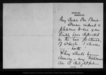 Letter from Mary Sargent to John Muir, 1902 Aug 31. by Mary Sargent