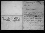 Letter from John H. Brunning to [Louie] Muir, [ca. 1902 Aug 13].