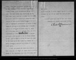Letter from Cha[rle]s F. Lummis to John Muir, 1902 Apr 23.