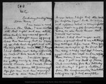 Letter from [Annie] Wanda [Muir] to [Louie Strentzel Muir], [ca. early 1902].