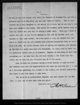 Letter from A. H. Sellers to John Muir, 1902 Jan 11. by A H. Sellers