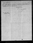 Letter from C[harles] S[prague] Sargent to John Muir, 1902 Mar 29.
