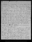 Letter from Sarah M[uir] Galloway to [John Muir], 1902 Dec 3. by Sarah M[uir] Galloway