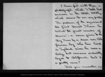 Letter from Marion Delany to John Muir, 1902 Oct 2.