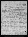 Letter from C[harles] S[prague] Sargent to John Muir, 1902 Dec 9.