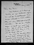 Letter from [Bailey] Millard to John Muir, 1902 May 1.