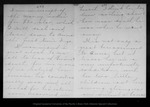 Letter from [Celina Galloway] to [John Muir], 1903 Jan 1.