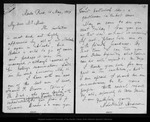 Letter from Melville B. Anderson to John Muir, 1903 May 4.
