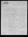 Letter from Geo[rge] Hansen to [John Muir], 1903 Oct 9.
