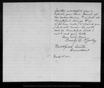 Letter from Emily C. Hawley to John Muir, 1903 Mar 1.