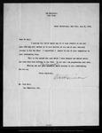 Letter from E[dward] H[enry] Harriman to John Muir, 1903 Jun 5.