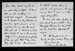 Letter from Florence M. Bailey to John Muir, 1903 Jan 14.