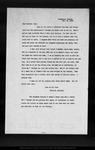 Letter from Sarah M. Galloway to [John Muir], 1903 Jan 26.