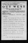 Letter from Cha[rle]s F. Lummis to John Muir, 1903 Mar 25.