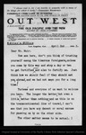 Letter from Cha[rle]s F. Lummis to John Muir, 1903 Apr 2.