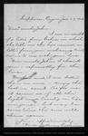 Letter from Anna Galloway Eastman to [John Muir], 1903 Jan 27.
