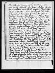 Letter from John Muir to A. Bradley Brown, 1856 by [John Muir]