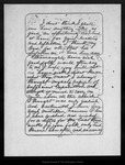 Letter from John Muir to Daniel H. Muir, 1866 Nov 19
