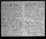 Letter from Alfred Bradley Brown to John Muir, 1862 Nov 26 by Alfred B[radley] Brown