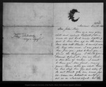 Letter from Jeanne C. Carr to John Muir, 1866 Dec 16