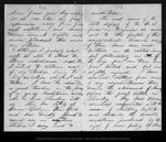 Letter from Harvey Reid to John Muir, 1861 Jul 28
