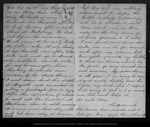Letter from R. Squire to John Muir, 1863 Dec 21