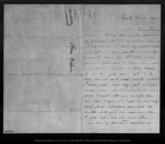 Letter from Anna Watson to John Muir, 1863 Dec 6