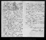 Letter from Harvey Reid to John Muir, 1861 Jul 13