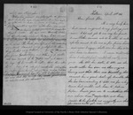 Letter from Mary Trout to John Muir, 1866 Apr 13 - 22