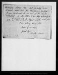 Letter from Daniel H. Muir to John Muir, ca. 1861