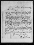 Letter from James A. Sweany to John Muir, 1863 Mar 6