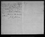 Letter from J. E. Johnson to S. Cornelius, 1863 Jun 24