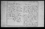 Letter from Ann Gilrye Muir to Daniel H. Muir, 1868 Oct 18 by [Ann Gilrye Muir]