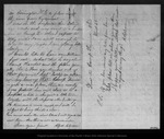 Letter from Alfred Bradley Brown to John Muir, 1862 Oct 22 by Alfred B[radley] Brown