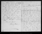 Letter from Harvey Reid to John Muir, 1861 Dec 29