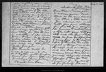Letter from John Muir to Daniel H. Muir, 1866 ca. Aug 12